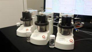 Microfluidics Setup