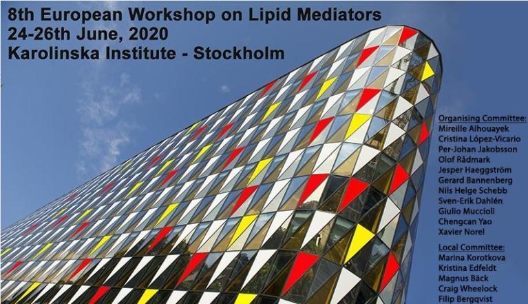 9Th European Workshop On Lipid Mediators