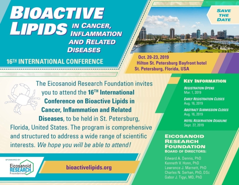 Bioactive Lipids